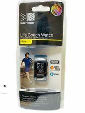 765037-18 Life Coach Watch Fitness Monitor Tracker. Color: Blank/Blue