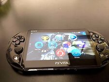 Sony PCH-2001 PS Vita Slim Wifi Video Game Console System Gloss BLACK