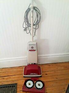 Hoover Scru+Vac Carpet Floor Scrubber Polisher Buffer Shampooer Waxer (Q311)p2