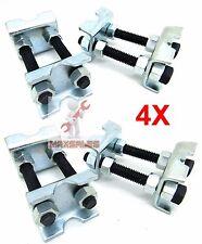 (Qty-4) Mini Coil Sring Compressors Auto Tool Suspension Adjustable Coil Spring