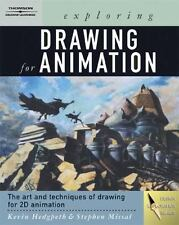 Exploring Drawing for Animation (Design Exploration Series)-ExLibrary