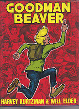GOODMAN BEAVER..HARDBACK. SIGNED LIMITED #878 of 1250 FIRST ED.