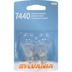 Turn Signal Light  Sylvania  7440.BP2