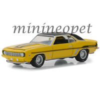 GREENLIGHT 37170 C 1969 CHEVY YENKO COPO CAMARO CHICAGO 2018 1/64 DAYTONA YELLOW