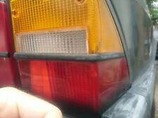 Saab 900 Tail  Light Blinker Lens Right