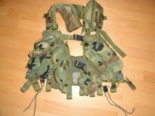 US Army Woodland Load Bearing Vest Alice Cinturone Gilet USMC BDU Attrezzatura USA e5