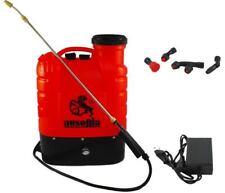 Pompa a spalla a batteria elettrica vaporizzatore nebulizzatore  16 LT Ausonia