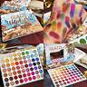GLAZZI 63 Colours Eyeshadow Eye Shadow Palette Makeup Kit Set Make Up UK STOCK!
