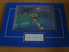 Chuck Jones Genuine signed authentic autograph UACC / AFTAL