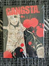 Gangsta.: The Complete Series Limited Edition (Blueray/DVD, 4-Disc) Anime
