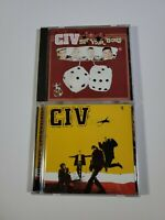 CIV 2 cd lot: Set Your Goals and Thirteen Day Getaway