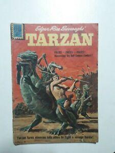 TARZAN VOL. 1  #124 - ORIGINAL COMIC DELL USA