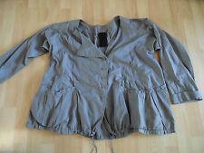 Rundholz estupendos chaqueta corta caqui Lagenlook talla L artículo nuevo hmi1215