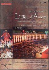 Gaetano Donizatti L'Elisir d'Amore DVD NEW