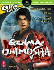 Onimusha (XBOX): Prima's Official Strategy Guide
