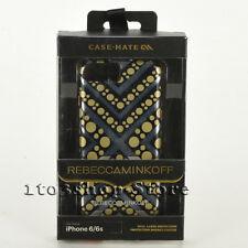 Case Mate iPhone 6 iPhone 6s Case Rebecca Minkoff Metallic Prints Chevron Dot