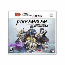 Fire Emblem Warriors (New Nintendo 3DS 2017) BRAND NEW SEALED Switch  NES SNES
