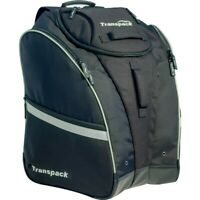 Transpack Competition Pro Snow Gear Bag-Black/Silver