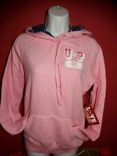 NEW Victoria's Secret Hoodie Jacket Sweatshirt University Of Pink Ski Team Small