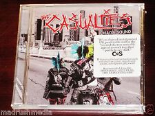 The Casualties: Chaos Sound CD 2016 Season Of Mist Records USA SOM 368 NEW