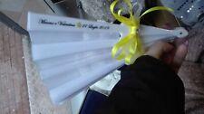 ventaglio matrimonio sposa ventagli wedding bag personalizzato fiocco strass