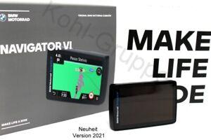 BMW Navigator VI Navi 6 2021 Navigation Europe Lifetime Motorrad 77528504067