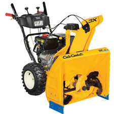 "HD Cub Cadet 3X Snow Blower 26"" Gas Powered Electric Start Power Steer"