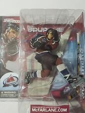McFARLANE NHL RAY BOURQUE #77 SERIES 1 COLORADO AVALANCHE, SPORTS PICK -SEALED