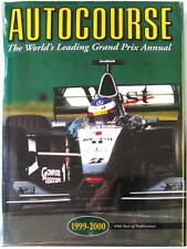AUTOCOURSE 1999-2000 THE WORLD'S LEADING GRAND PRIX ANNUAL ALAN HENRY