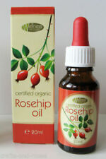 All natural Wild Rose Rosehip Oil Cold pressed 100% natural anti age 20ml
