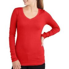 ee59d0e35f No Boundaries Solid Tops for Women