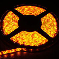 5M 3528 SMD 300 LED Strip Lights Flexible Waterproof For Car Boat Decor Yellow
