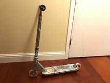 Custom built professional scooter original $1,100 and still in good condition.