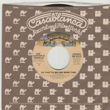 Captain And Tennille 45 Do That To Me One More Time B/W Deep In The Dark Ex