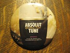 Absolut Vodka Mirror - Sparkling Fusion Advertisement Pocket Lipstick Mirror