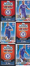 MATCH ATTAX 14/15 Willian CHELSEA Card No.67 FREE POSTAGE