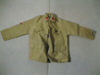 VINTAGE GI JOE SOTW Soldier of the World Japanese Soldier Jacket - READ!!
