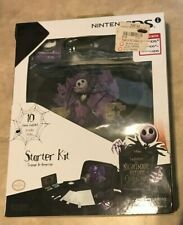 Nightmare Before Christmas Nintendo DSi 10 in 1 Starter Kit NEW Case Car Charger