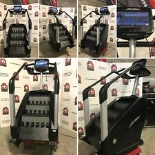 LIFE FITNESS POWERMILL ELEVATION SERIES DISCOVER SE TOUCH SCREEN CONSOLE