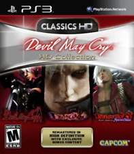 Devil May Cry HD Collection PS3 Brand New *DISPATCHED from BRISBANE*