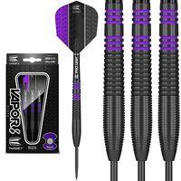 Target Vapor-8 Black Purple 80% Tungsten Darts 21g 23g
