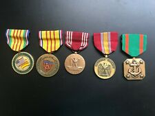 5 Vietnam Medals