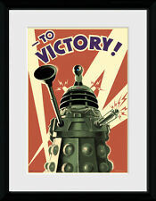 61 x 91.5cm Doctor Who Tardis Industries Poster Collector Print 30 41cm