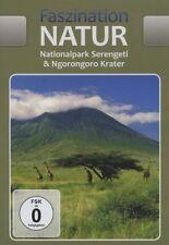 DVD * FASZINATION NATUR - Nationalpark Serengeti  # NEU OVP ~