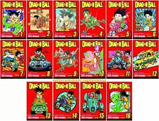 Dragon Ball Original 1-16 Collection Series Set by Akira Toriyama - BRAAND NEW