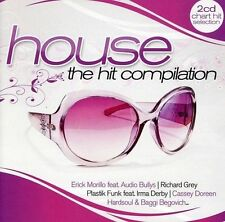Lots de CD de musique house pour Electro