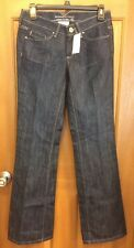 Banana Republic Urban Flared Leg Misses Jeans Size 0 NEW