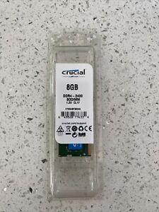 Crucial 8GB 204-Pin SO-DIMM (DDR4-2400) Memory (CT8G4SFS824A)