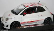 Véhicules miniatures Burago moulé sous pression Fiat