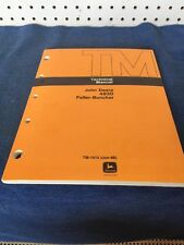 John Deere 493D Feller-Buncher  Technical Manual TM-1415